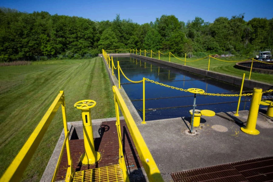 Licensed waste water treatment plant for eco friendly disposal