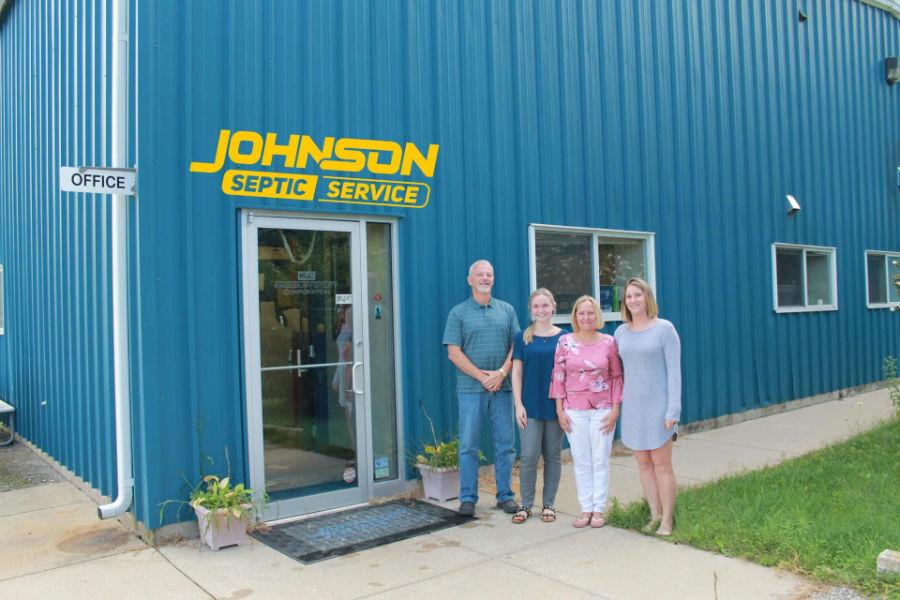 Johnson Septic Service Team Members