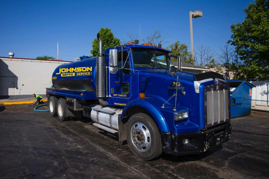 Septic Truck Septic Inspection Services