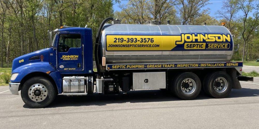 Johnson Truck Septic Repair & Maintenance